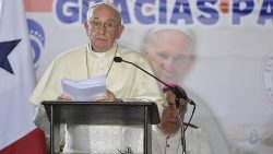 Pope Francis in Panama