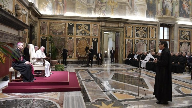 Pope: Listen to the voice of the needy like St John of God