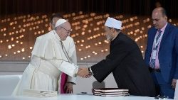 Pope and the Grand Imam: Historic declaration of peace, freedom, women's rights