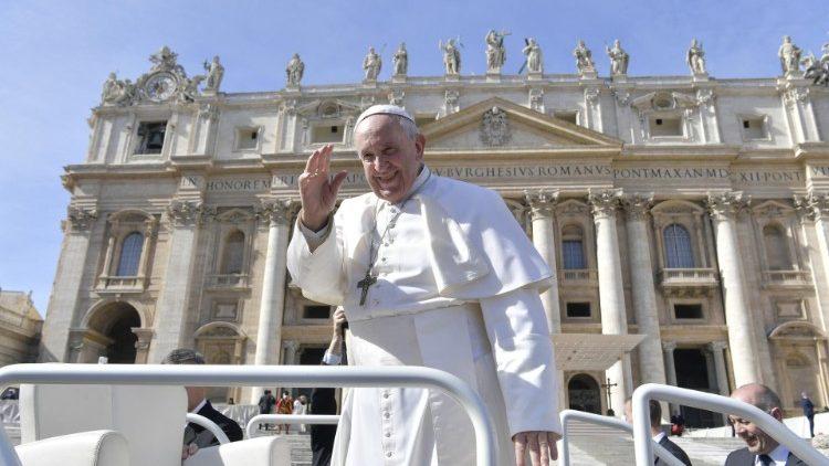 Papież: dni zła są policzone, Jezus jest mocniejszy