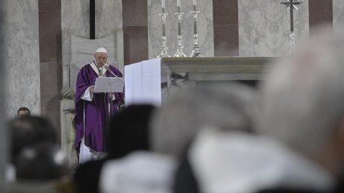 Papa: Oración, caridad y ayuno; inversiones para un tesoro que nunca se acaba