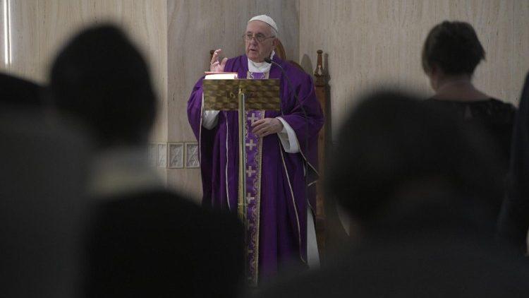 2019.03.26 Messa Santa Marta