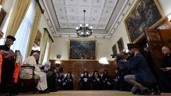 Pope in Bulgaria: Full text of speech to Bulgarian Orthodox Church