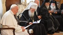 Pope in Bulgaria: ecumenism and the example of Saints Cyril and Methodius