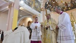 Pope at Mass in Bulgaria: Communion in the Eucharist