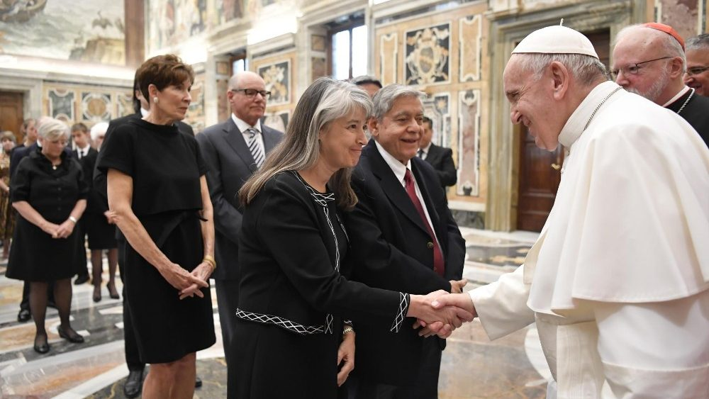 2019.05.10 Papal Foundation