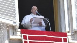 Pope's Angelus of 18 August 2019
