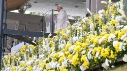 Highlights of Pope Francis' Apostolic Journey to Mauritius