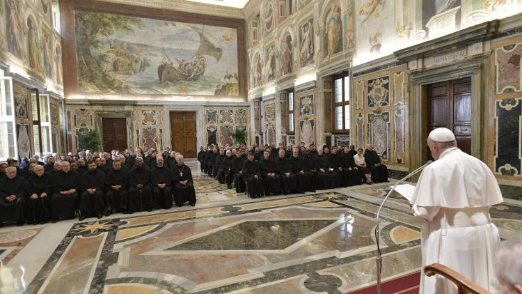 Flipboard: Pope to Augustinians: show experience of God to ...