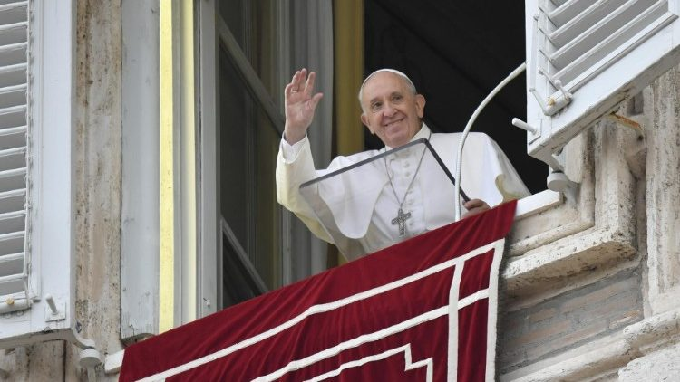 Papa Francisco no Angelus