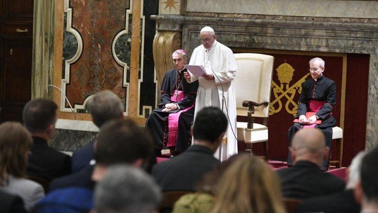2019.09.27 Seminario Il bene comune nell'era digitale Pontificio Consiglio della Cultura e Dicastero per il Servizio dello Sviluppo Umano Integrale
