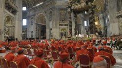 Il Papa annuncia un concistoro per 13 nuovi cardinali