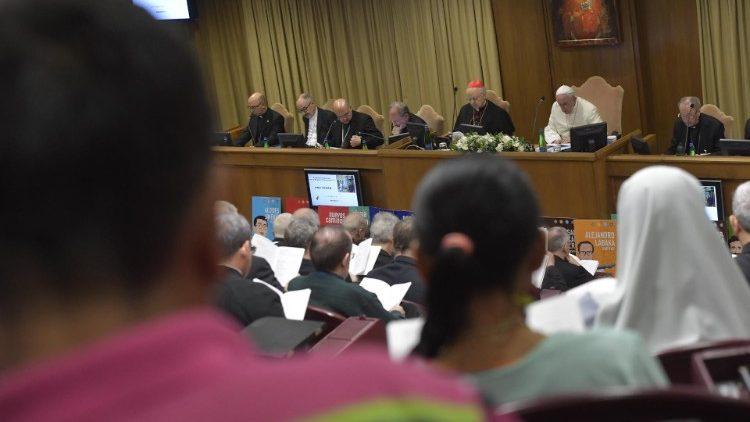 Padres sinodais se preparam para terceira e última semana do Sínodo