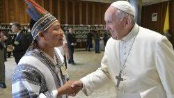 Synoda pre Amazóniu vstúpila do fázy diskusie v skupinách