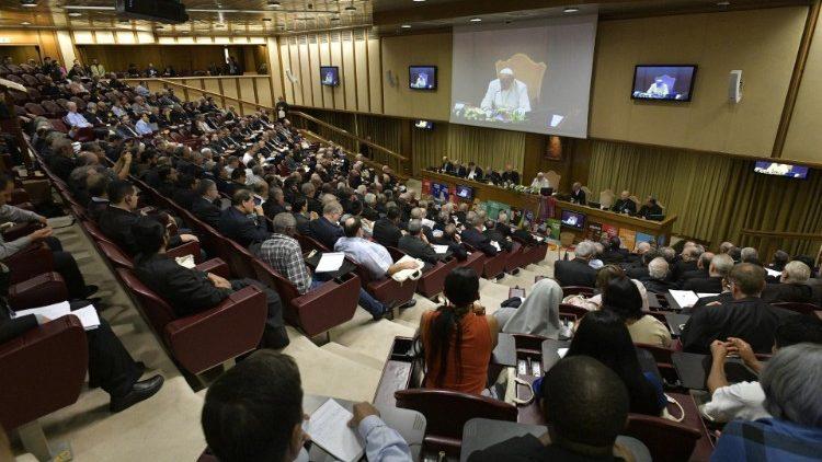 Sínodo: apresentado na Sala Sinodal o Documento final