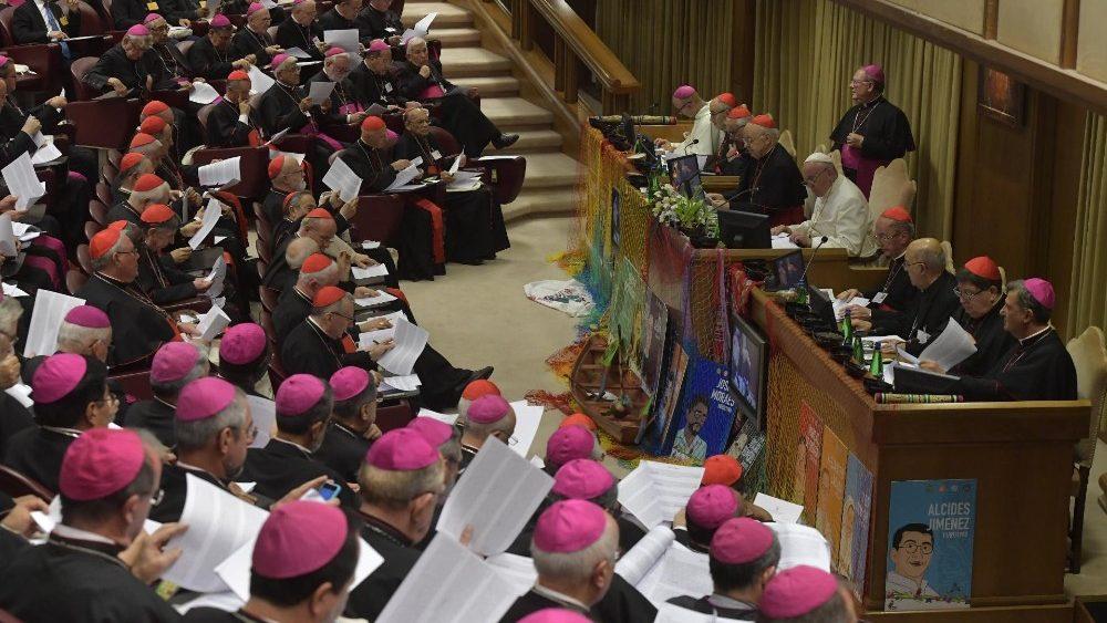 Sínodo de los obispos