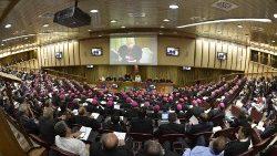Papa Francisco encerra os trabalhos sinodais
