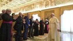 El Papa a Congreso Música: intérprete y artista expresan el Inefable