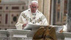 Pope Francis at Basilica of St John Lateran