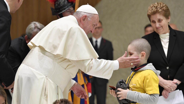 "Francisco a médicos del Bambino Gesù: ""Gracias por abriros al mundo"" - Vatican News"
