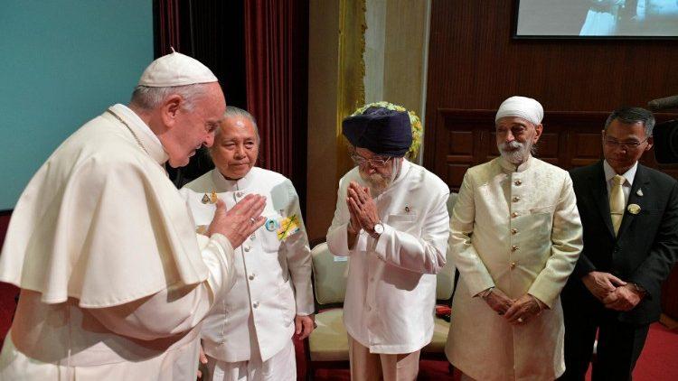 Papst Franziskus Predigten