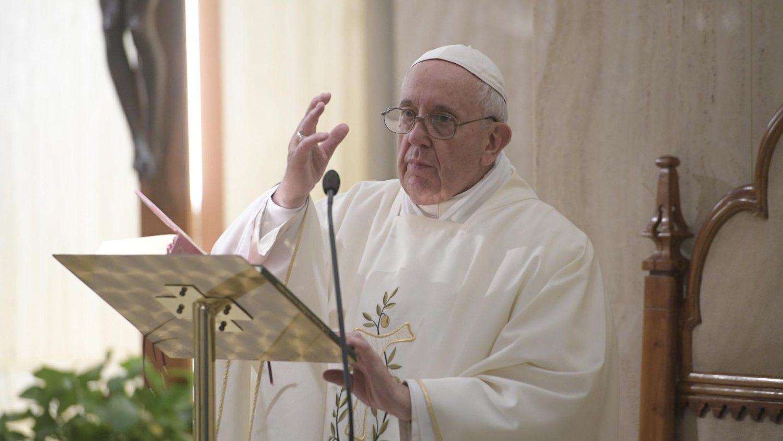 "Pope at Mass: Today the Church praises ""littleness"" - Vatican News"