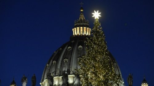 St Peter's Square: Pohon Natal dan Kandang Natal akan diresmikan pada 11 Desember