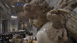 Íntegra da homilia do Papa na missa da Festa da Apresentação do Senhor