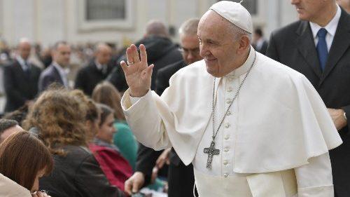 Papa Francesco: dare più fiducia a se stessi e ai Pastori che ci guidano il cammino