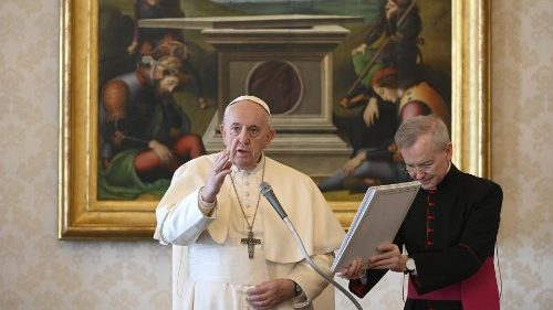 Francesco: misericordia è il messaggio che devo dare come vescovo di Roma