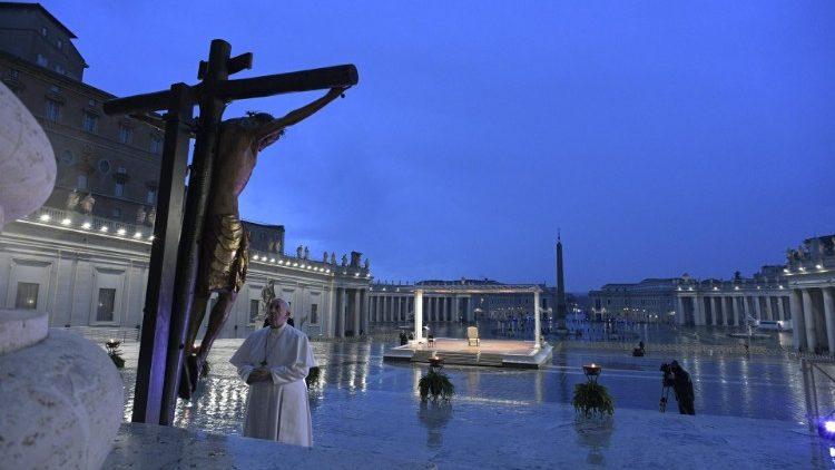 oración del Papa libro reflexiones vida pandemia