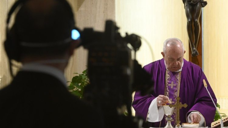 ĐTC Phanxicô chủ tế thánh lễ