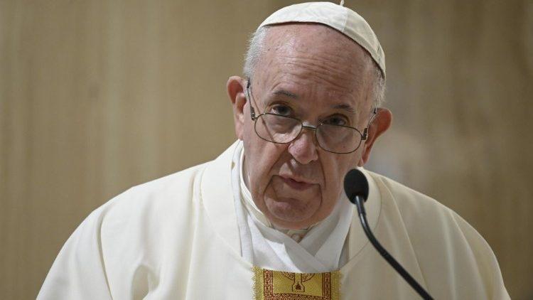"""Francisco propõe """"um plano para ressuscitar"""" diante da emergência ..."""