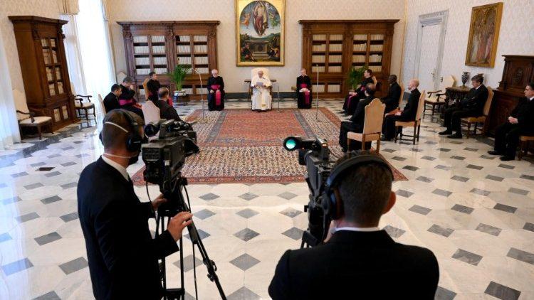 Papa Francesco 2020.05.20 Udienza Generale