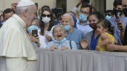教宗公开接见