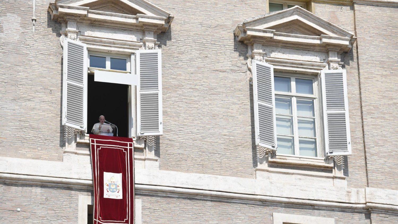 Papa: nem tudo se resolve com a justiça, é preciso perdoar para ser perdoado  - Vatican News