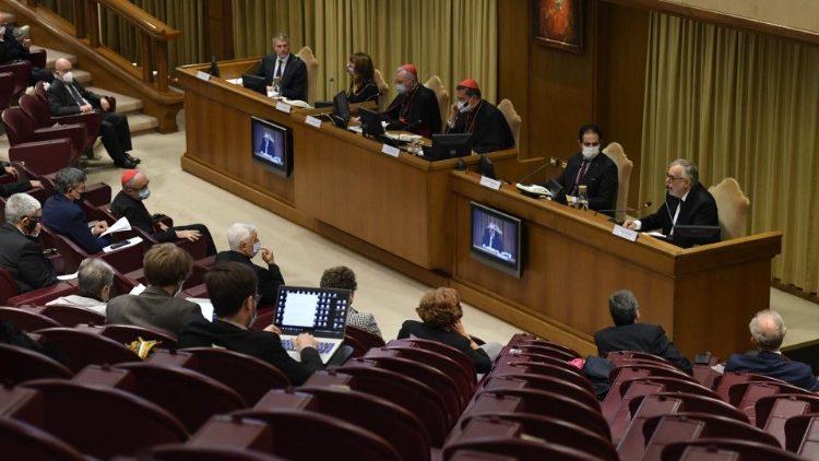 Conferencia de presentación Encíclica Fratelli Tutti