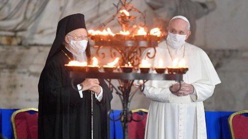 Francisco irá al Coliseo para la Oración por la Paz promovida por San Egidio