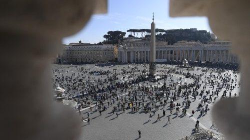 Confira a íntegra do Angelus com o Papa neste 15 de novembro