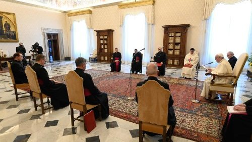 Pope at general audience: Gratitude makes the world better, transmits hope