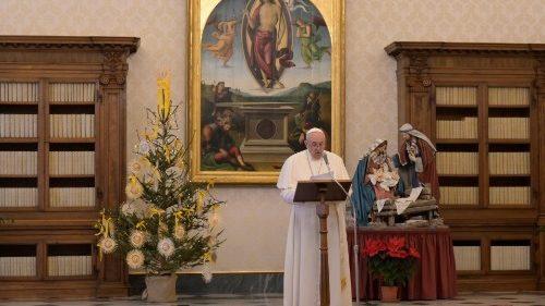Pope Francis Angelus of 1 January 2021