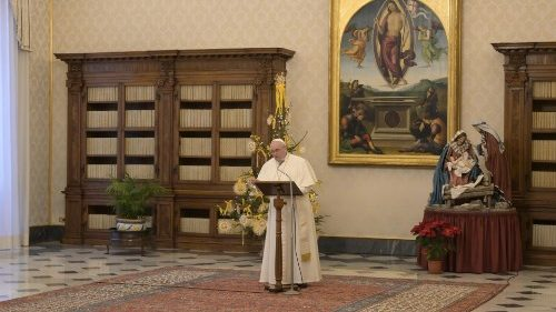Pope's Angelus of 10 January 2020