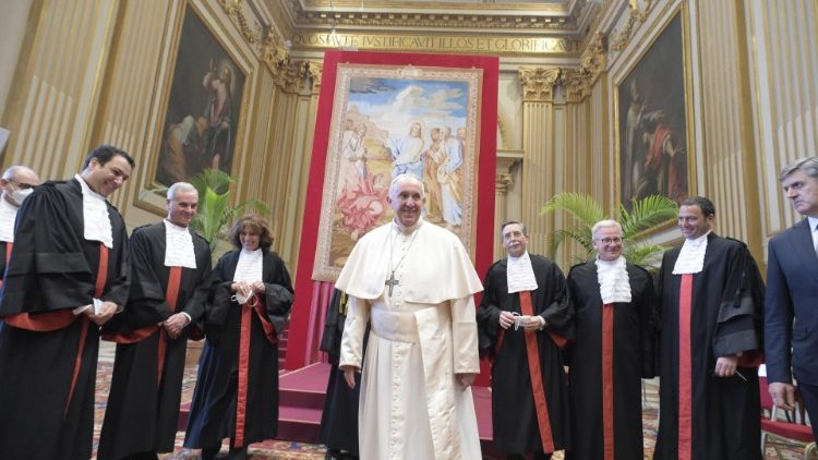 Inauguration of the Judicial Year of the Tribunal of Vatican City State