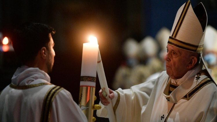 Easter Vigil in the Holy Night of Easter