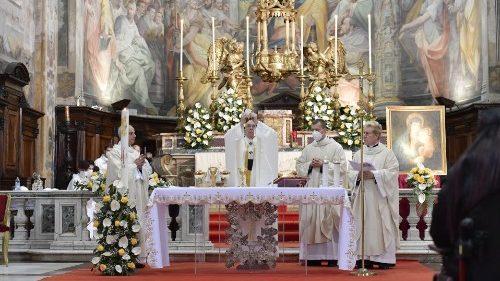 Homilia do Papa Francisco no Domingo da Misericórdia