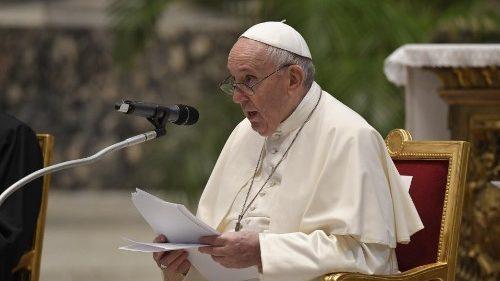 O Papa: continuem como artesãos de paz na Península coreana
