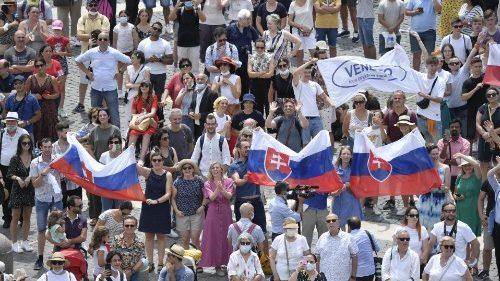 Le Pape officialise son voyage en Hongrie et en Slovaquie en septembre