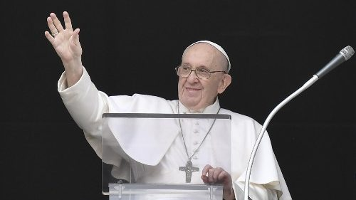 El Papa en el Ángelus: El verdadero milagro es el compartir