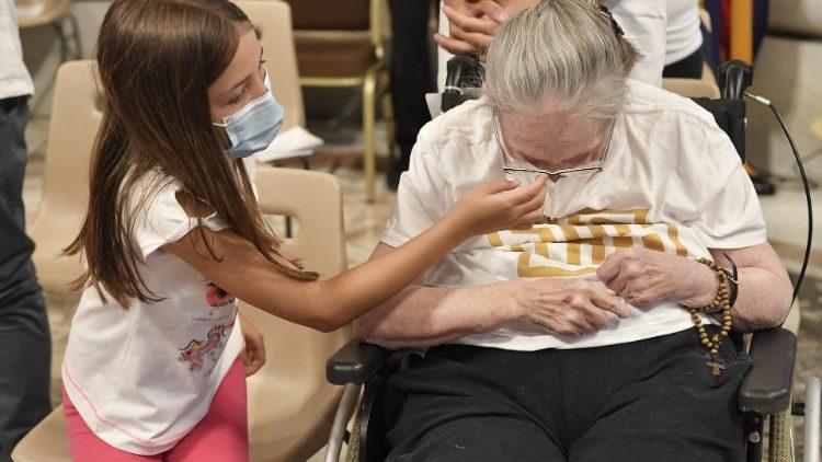 Thánh lễ Ngày Thế giới Ông bà và Người cao tuổi lần thứ nhất