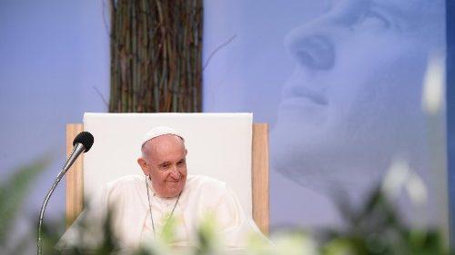 A mensagem do Papa Francisco aos jovens eslovacos